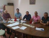 ANTİMDER 2016/16 Yönetim Kurulu Toplantısı dernek merkezinde gerçekleştirildi.