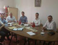 ANTİMDER 2016 /15 Yönetim Kurulu Toplantısı gerçekleştirdi.