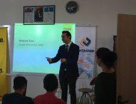 ANTİMDER Akademi Selçuk Üniversitesi 1.Ytong Eğitimi