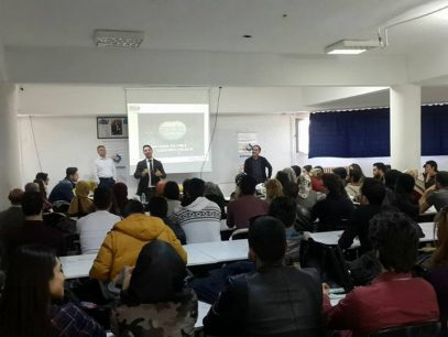 ANTİMDER Akademi İntema Eğitimi