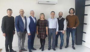 ANTİMDER 2018-2020 yeni Yönetim Kurulu ilk toplantısını gerçekleştirdi