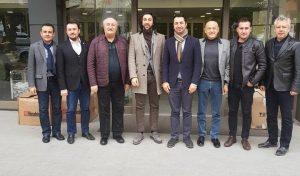 ANTİMDER 2018 /03 Yönetim Kurulu Toplantısı gerçekleştirildi