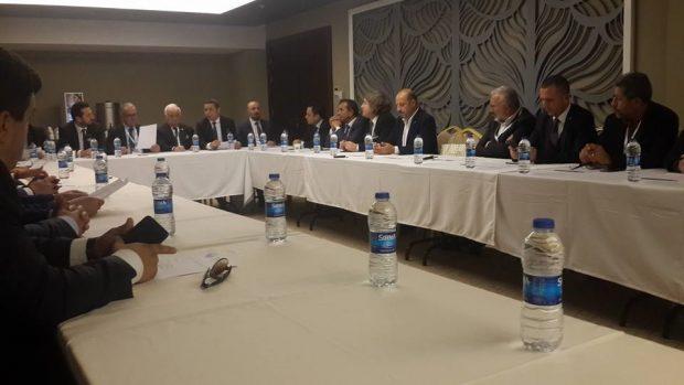 TİMFED Yönetim Kurulu Toplantısı gerçekleştirildi.